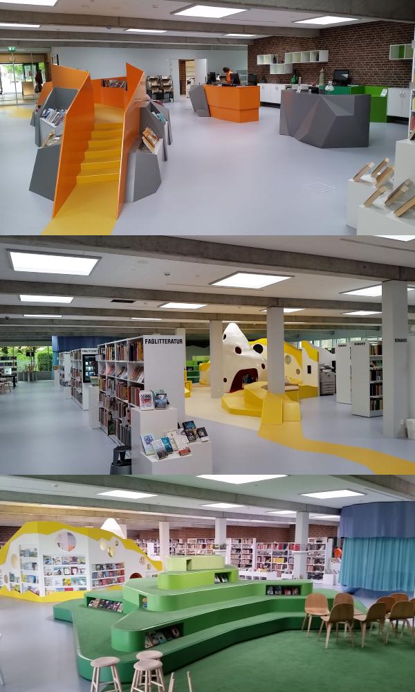 FAQ om Billund Bibliotek Billund Bibliotekerne og Borgerservice