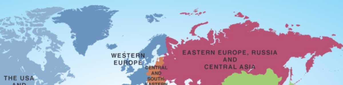 Europa World plus