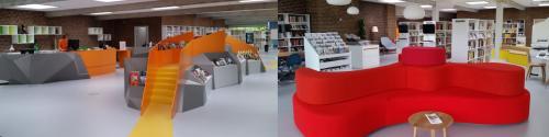 Billund Bibliotek efter 21 maj 2016