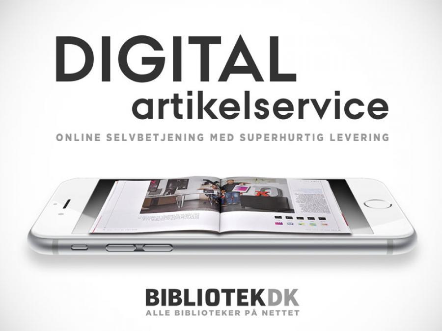 Dansk artikelservice