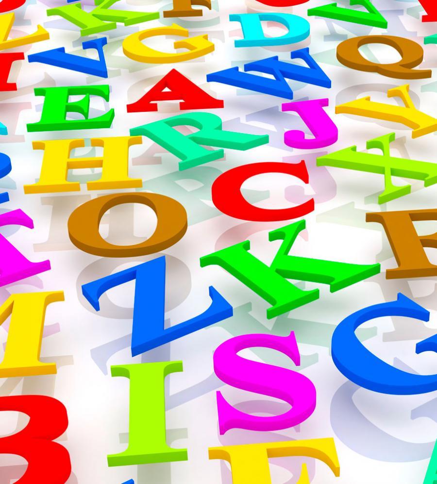 Alfabetet til skolestart