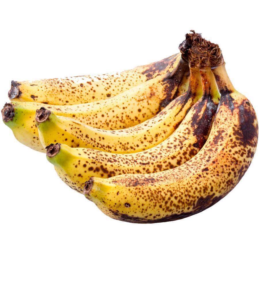 Bananer der er plettede