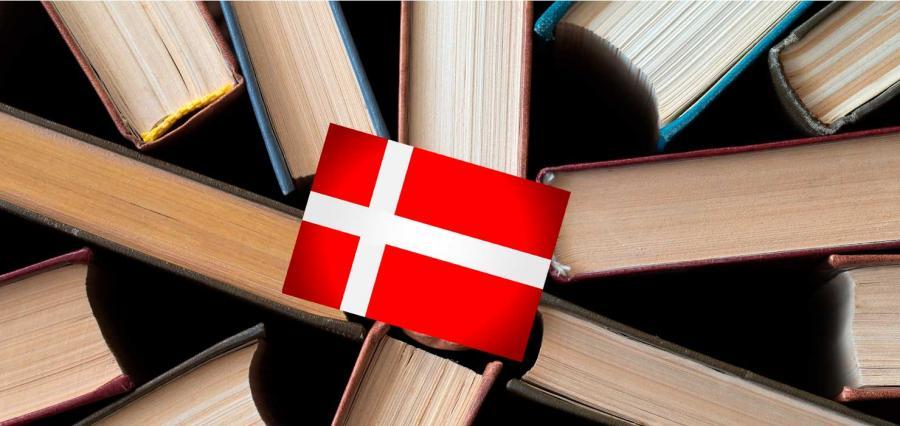 Danske forfattere udgivelser inden for de sidste fem år