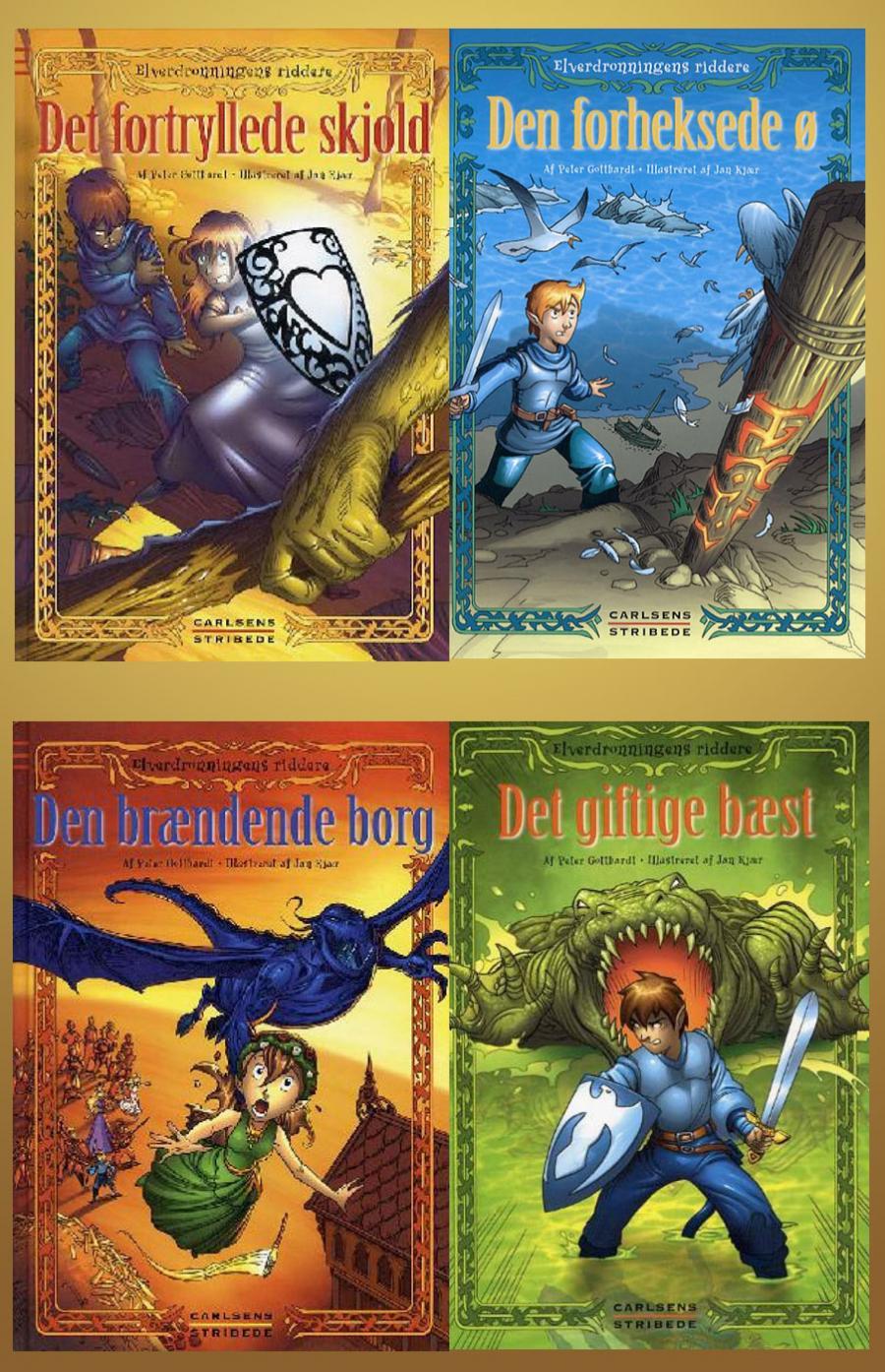 Elverdronningens riddere