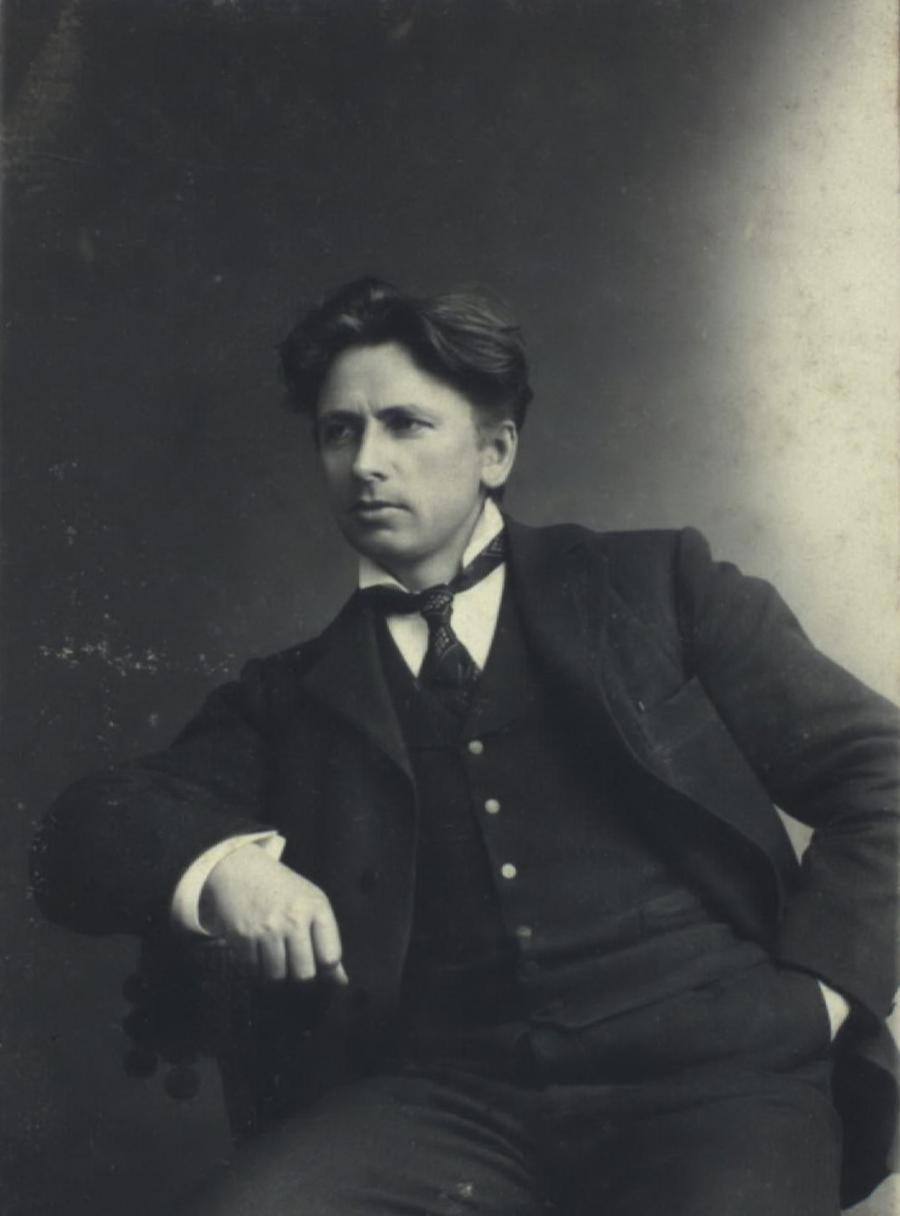 Foto: Marie Jakobe Brandt-Rehberg. Det Kongelige Bibliotek.