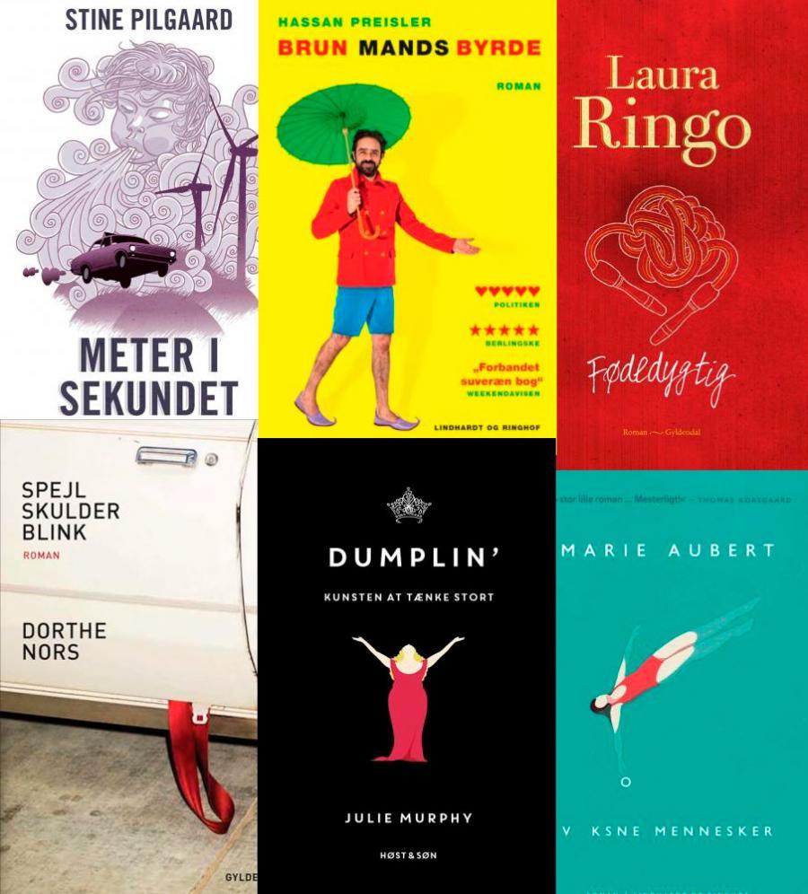 Forsider til sjove bøger om at passe ind