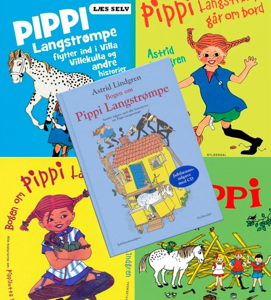 Pippi fylder 75 år