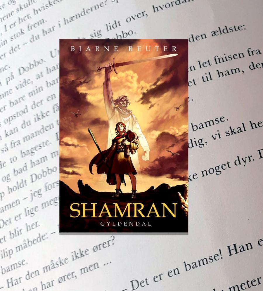Reuter - Shamran - den som kommer