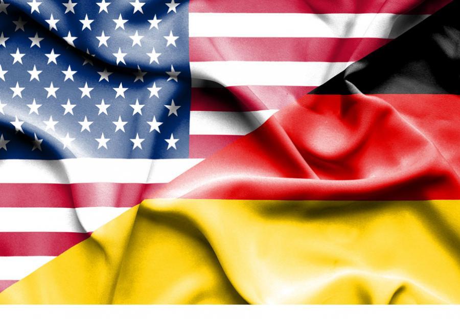 Tyske immigration til USA
