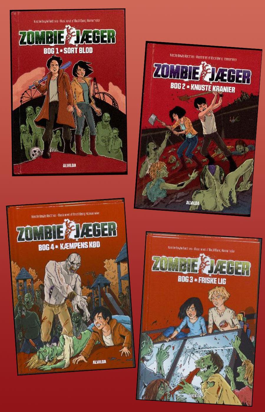 Serien om zombiejægererne